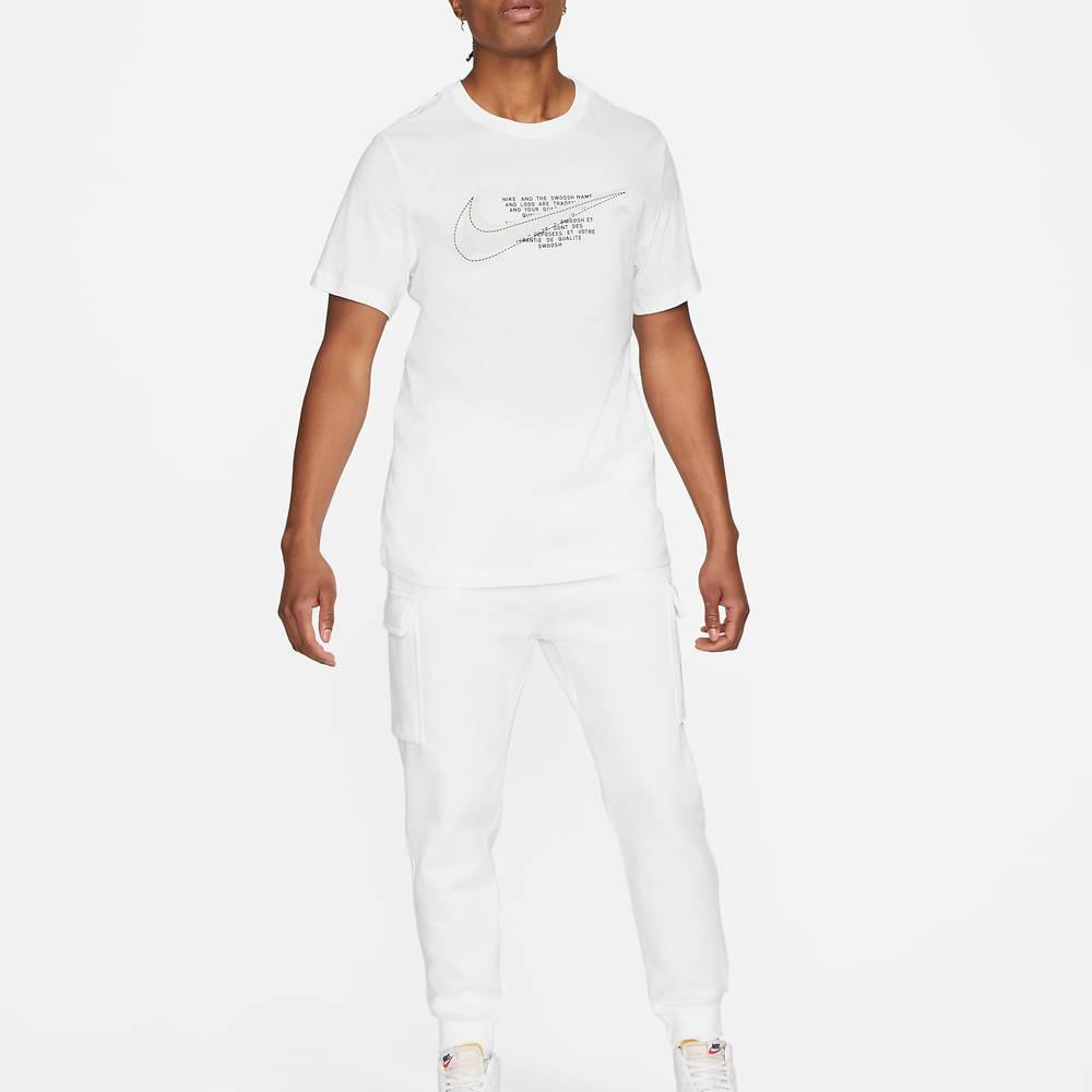 Nike Sportswear Court T-Shirt White Full
