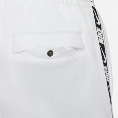 Nike Sportswear Fleece Joggers DC0719-100 Back Pocket