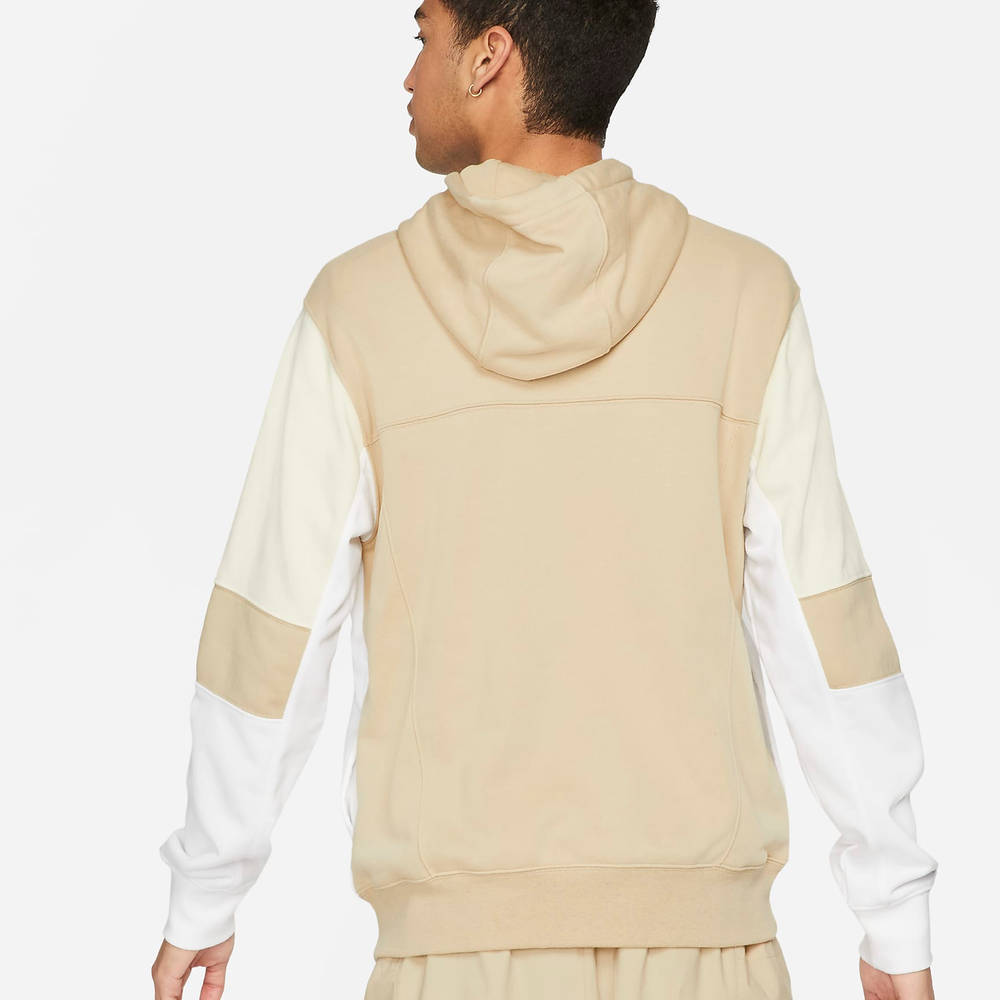 Nike Sportswear Pullover French Terry Hoodie Grain Back