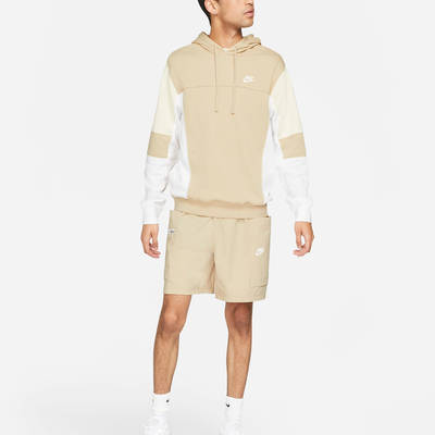 Nike Sportswear Pullover French Terry Hoodie Grain Full