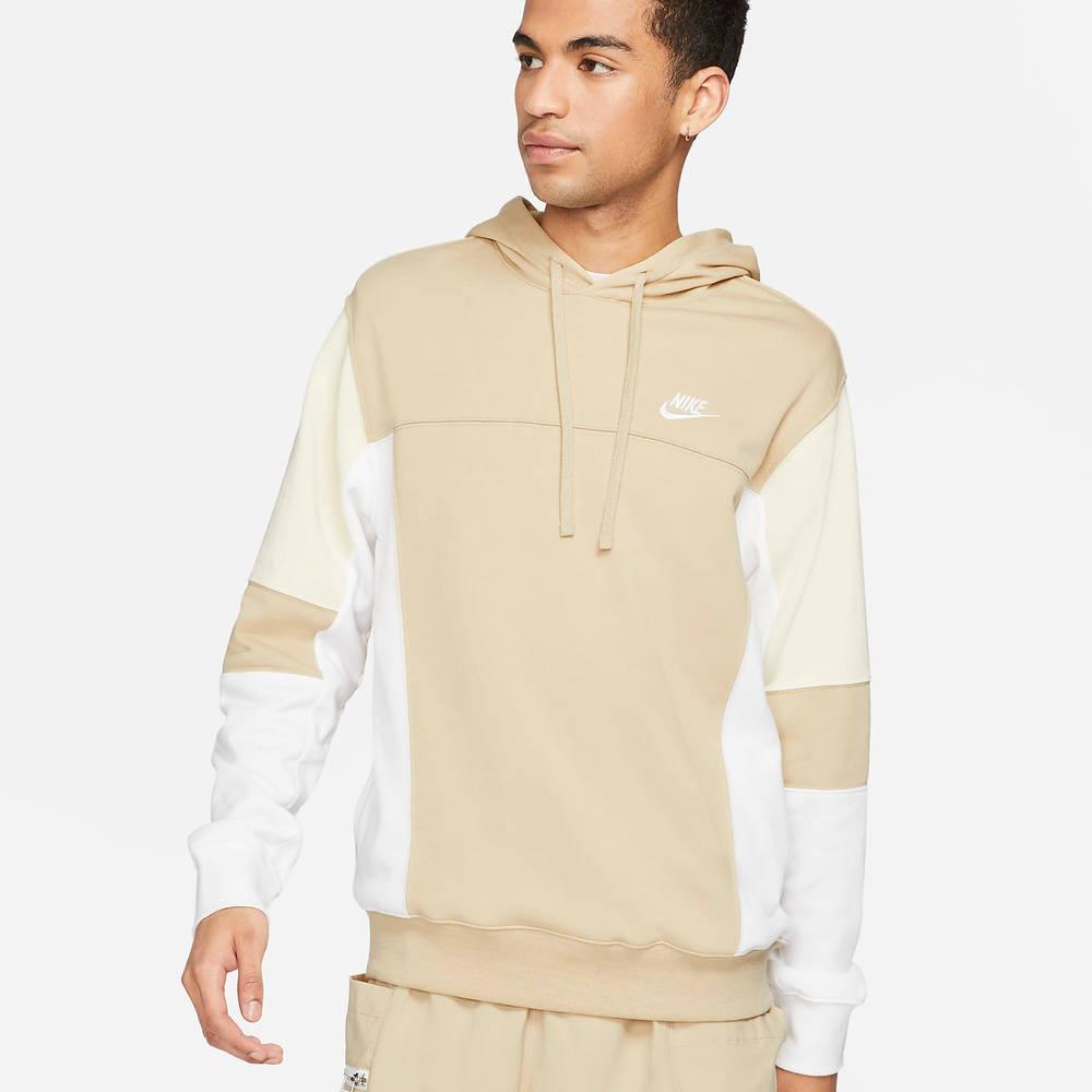 Nike Sportswear Pullover French Terry Hoodie Grain