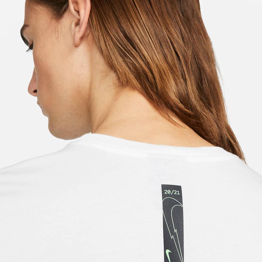 Nike T100 Zig T-Shirt DO0012-100 Detail