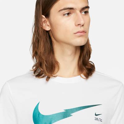 Nike T100 Zig T-Shirt DO0012-100 Detail 2