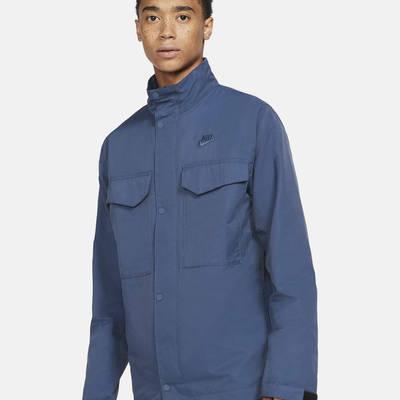 Nike Sportswear Woven M65 Jacket Blue CZ9922-410