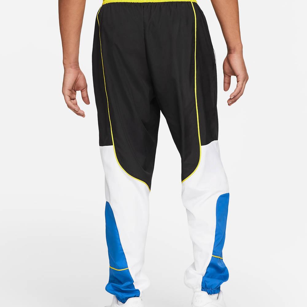 Nike Throwback Basketball Trousers CV1914-013 Back