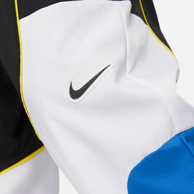Nike Throwback Basketball Trousers CV1914-013 Detail