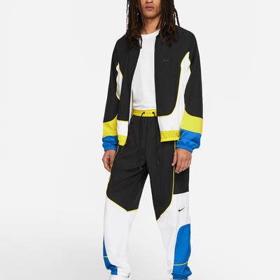 Nike Throwback Basketball Trousers CV1914-013 Full