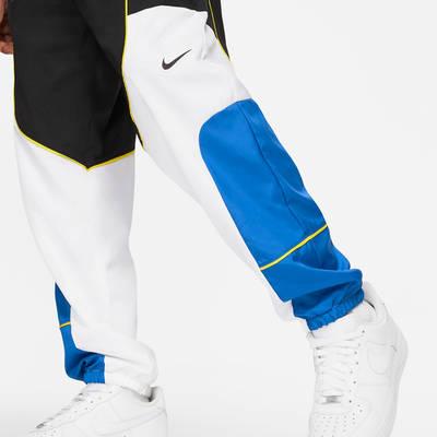 Nike Throwback Basketball Trousers CV1914-013 Side