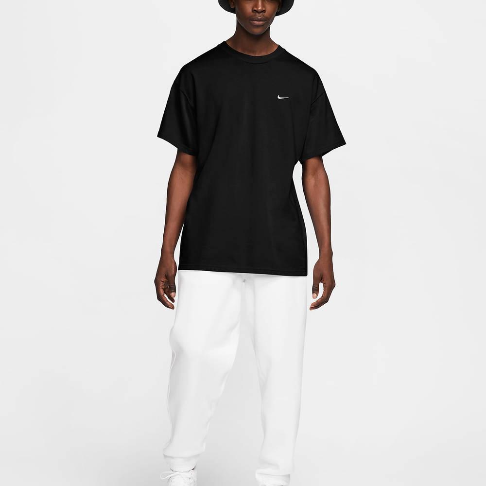 NikeLab T-Shirt Black White Full