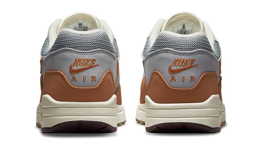 Patta x Nike Air Max 1 Monarch DH1348-001 Back