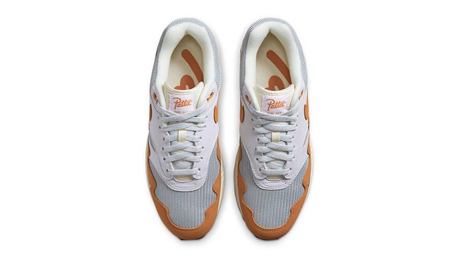 Patta x Nike Air Max 1 Monarch DH1348-001 Top
