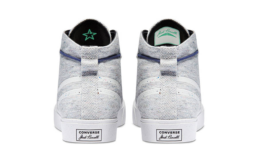 Renew x Converse Jack Purcell Mid White Back