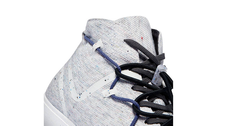 Renew x Converse Jack Purcell Mid White Detail
