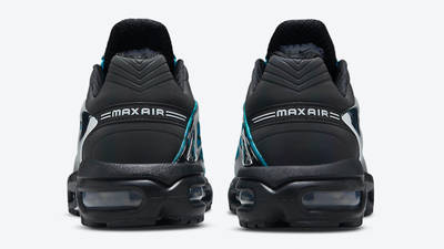 Skepta x Nike Air Max Tailwind 5 Bright Blue Back