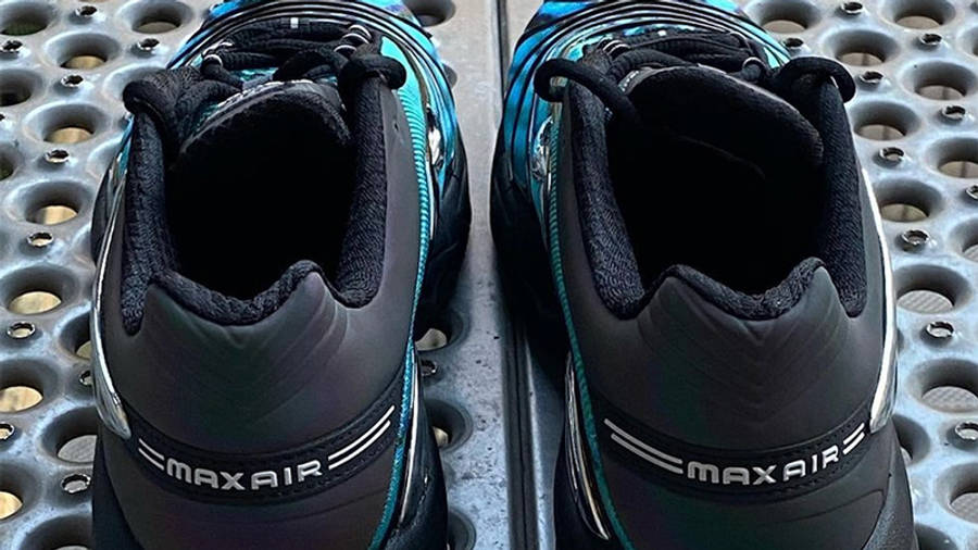 Skepta x Nike Air Max Tailwind 5 Bright Blue First Look Back