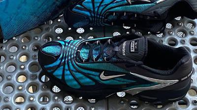 Skepta x Nike Air Max Tailwind 5 Bright Blue First Look Top 1