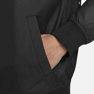 Nike Sportswear Woven Jacket Black DA0647-010 Pocket