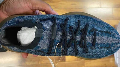 Yeezy Boost 380 Covellite First Look Top