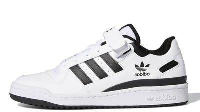 adidas Forum Low Cloud White Black