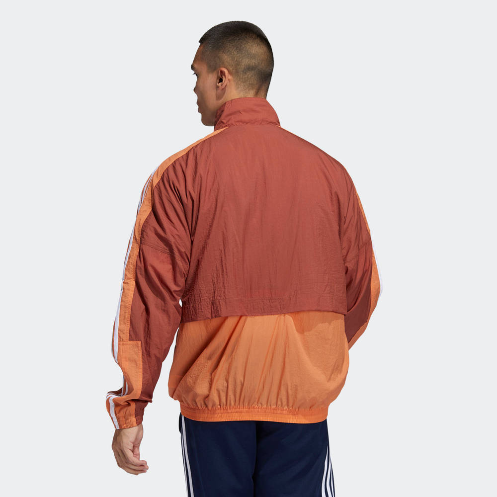 adidas Lightweight Track Top Back