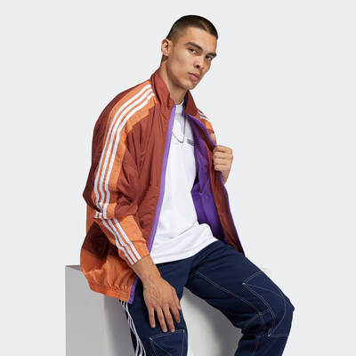 adidas Lightweight Track Top Full