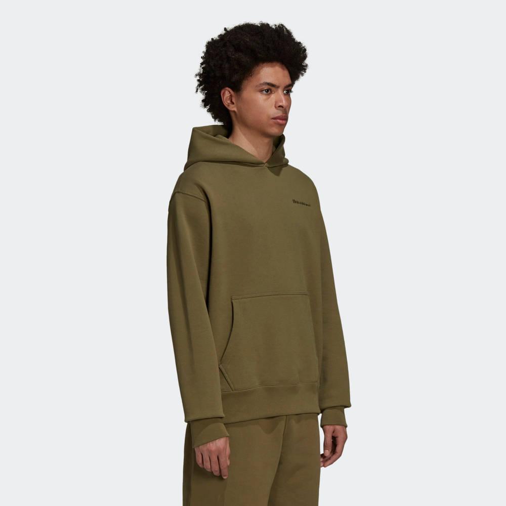 adidas Originals Pharrell Williams Basics Hoodie H58302 Side