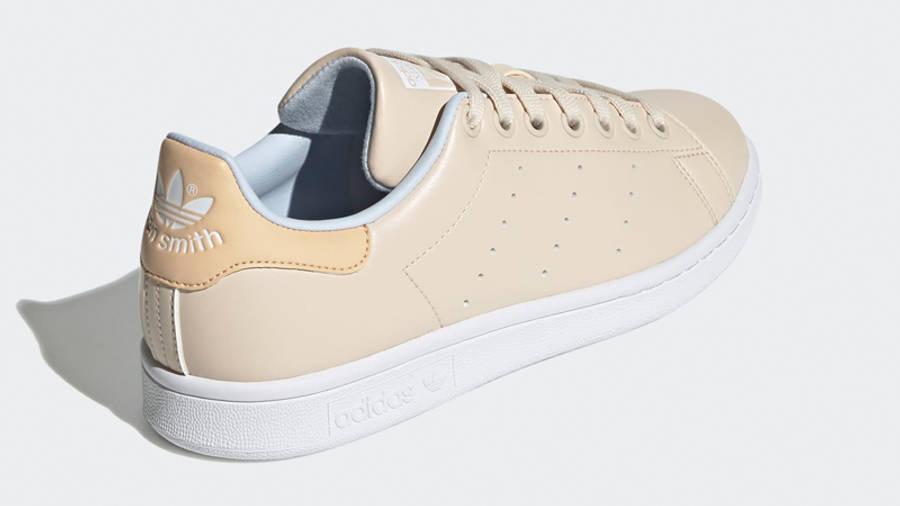 adidas Stan Smith Halo Ivory Back