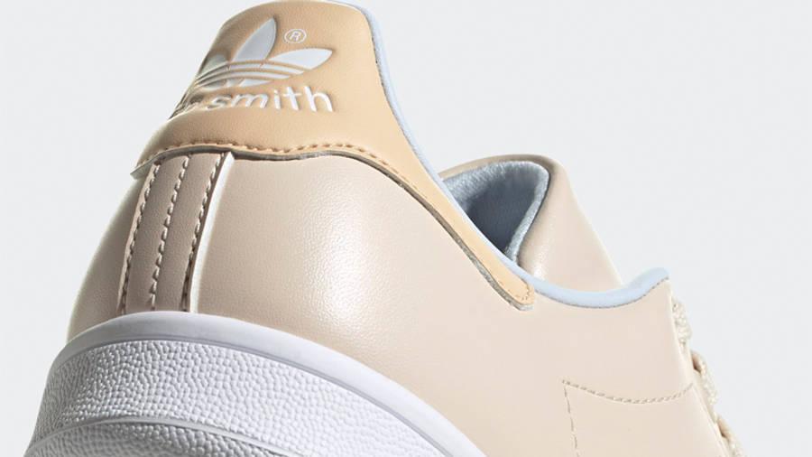 adidas Stan Smith Halo Ivory Closeup