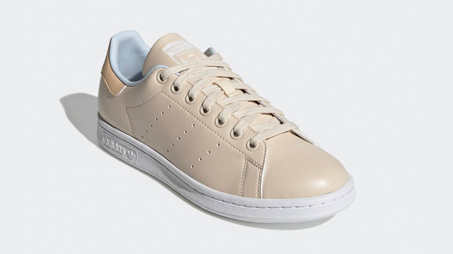 adidas Stan Smith Halo Ivory Front