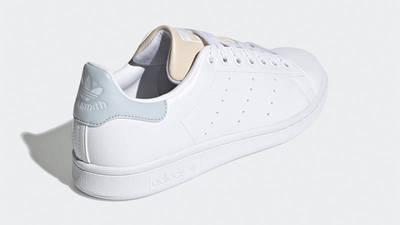 adidas Stan Smith White Halo Ivory Back