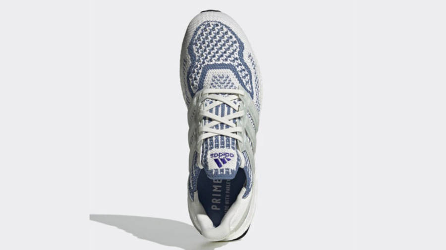 adidas Ultra Boost 6.0 Non Dyed Crew Blue Middle