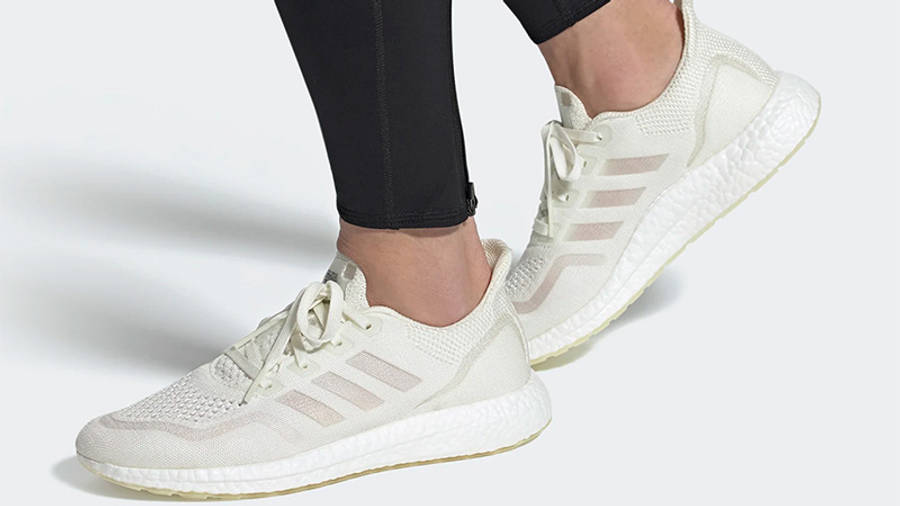 adidas Ultra Boost Made To Be Remade FV7827 on foot