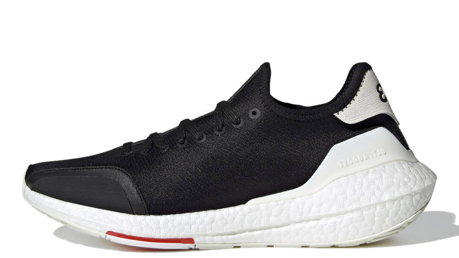 adidas Y-3 Ultra Boost 21 Black Red