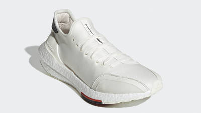 adidas Y-3 Ultra Boost 21 Core White Black Front