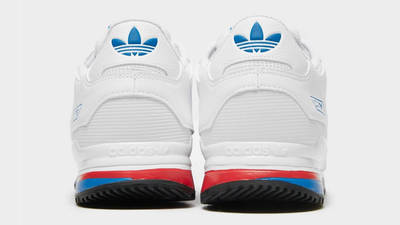 adidas ZX 750 White Blue Back