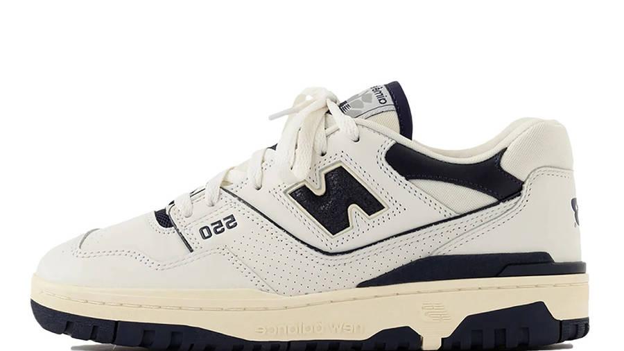 Aime Leon Dore x New Balance 550 White Navy