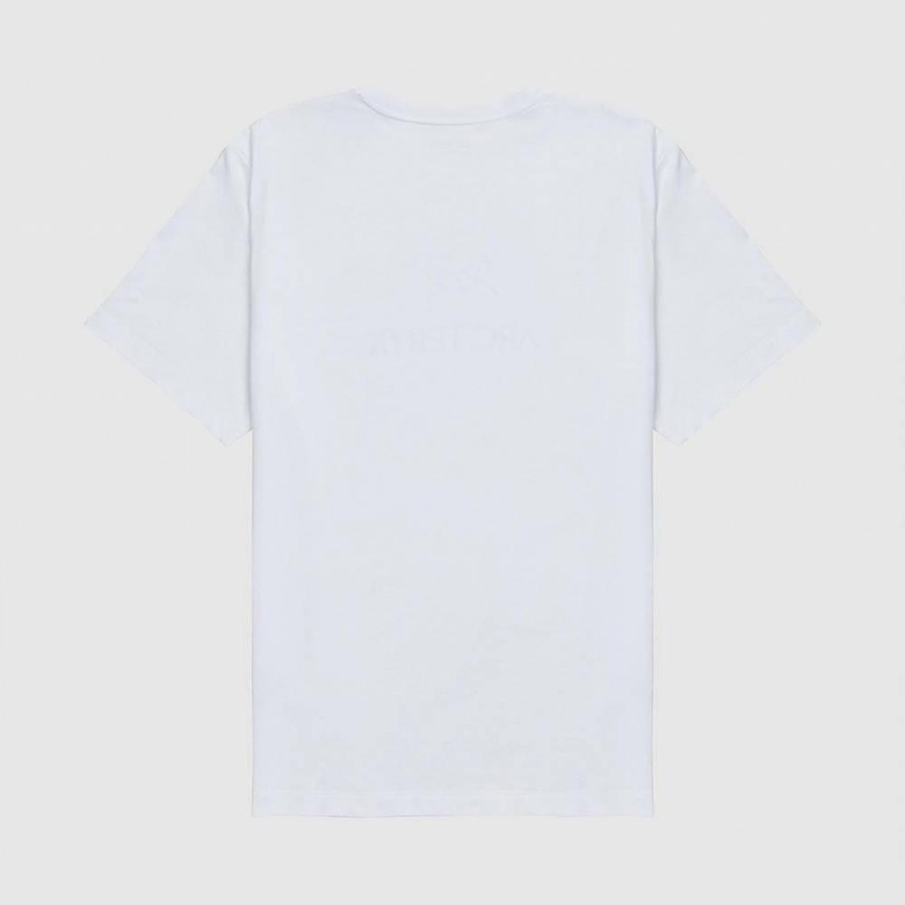 Arc'teryx ArcWord T-Shirt White Back