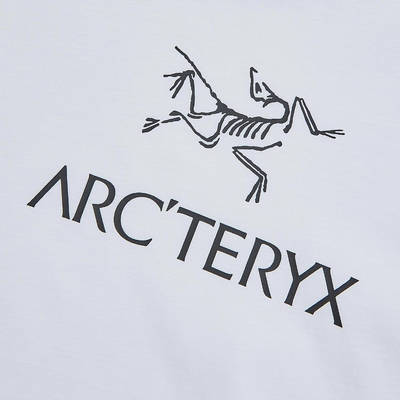 Arc'teryx ArcWord T-Shirt White Branding