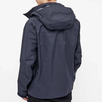 Arc'teryx Beta AR Packable Gore-Tex Jacket Back