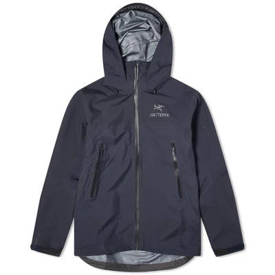 Arc'teryx Beta AR Packable Gore-Tex Jacket Front