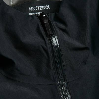 Arc'teryx Zeta SL Jacket 21776 Black Detail 2