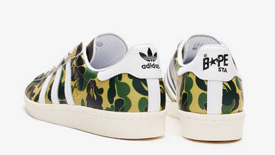 BAPE x adidas Superstar ABC Camo Back