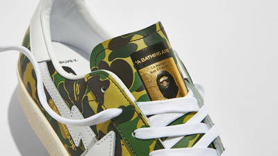BAPE x adidas Superstar ABC Camo Tongue