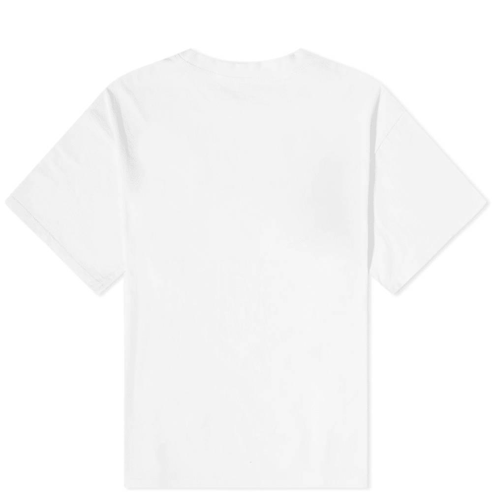 Cole Buxton Crest Logo Tee White Back
