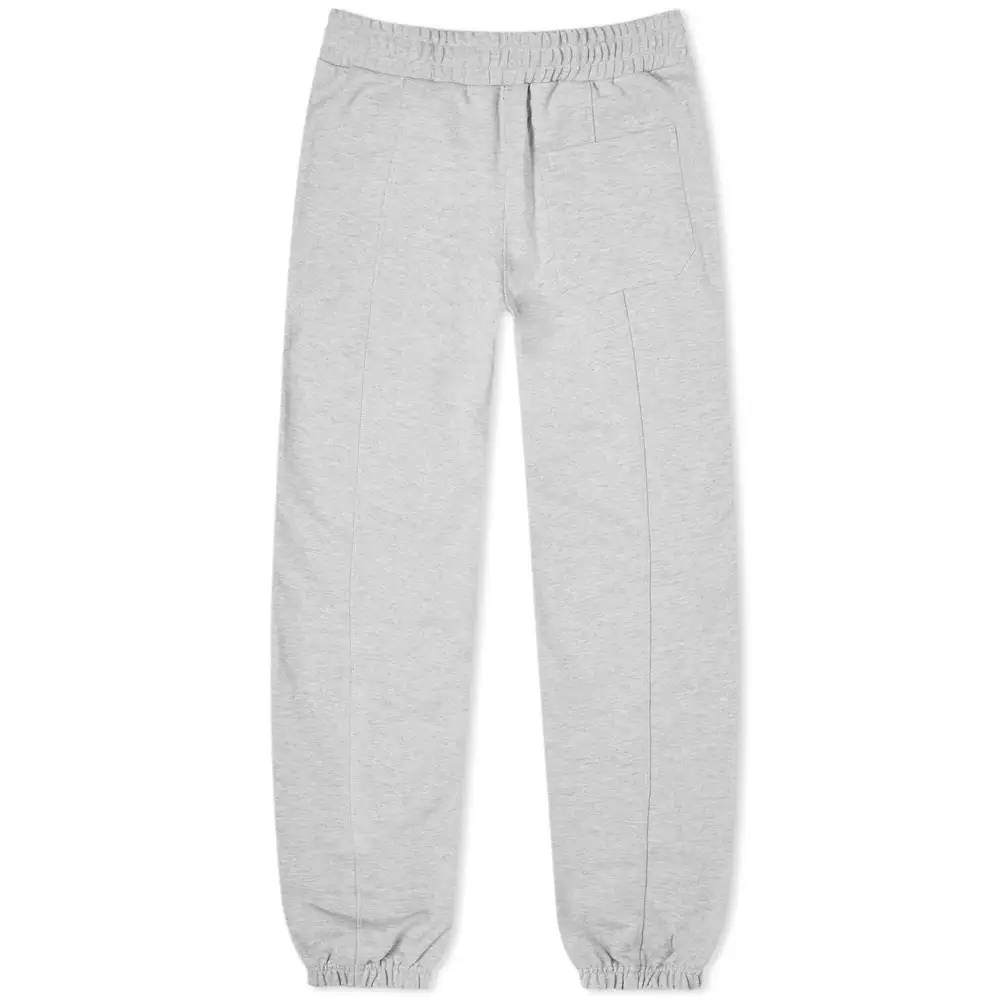 Cole Buxton Gym Sweat Pant Grey Marl Back