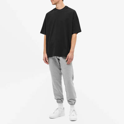 Cole Buxton Gym Sweat Pant Grey Marl Side 2