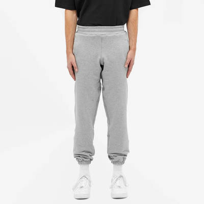 Cole Buxton Gym Sweat Pant Grey Marl
