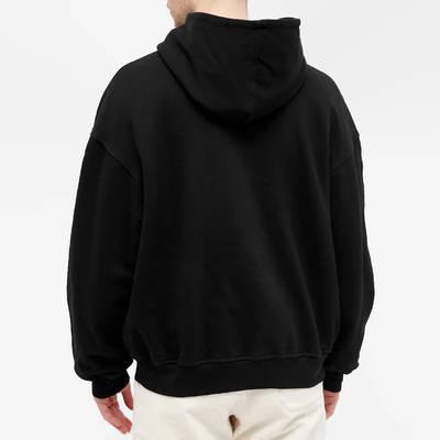 Cole Buxton MX Logo Hoody Black Back