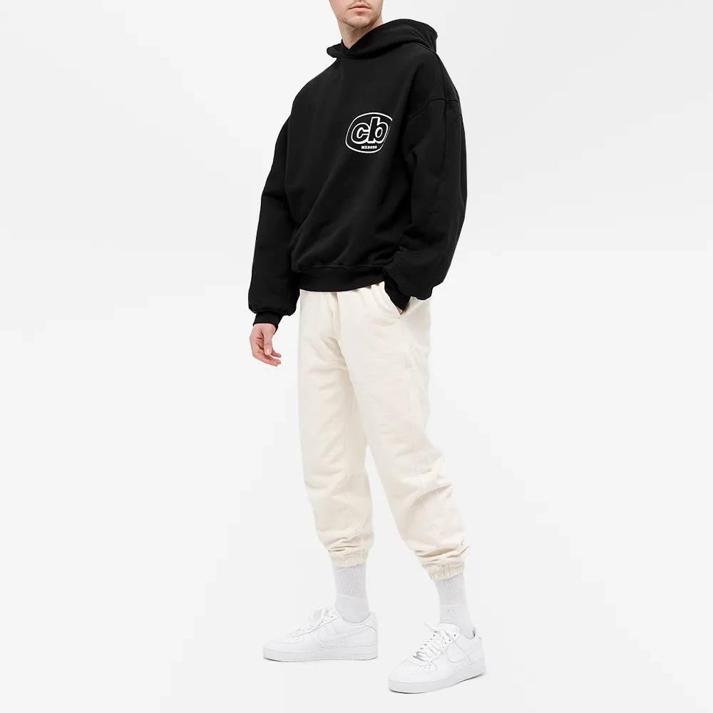 Cole Buxton MX Logo Hoody Black Full