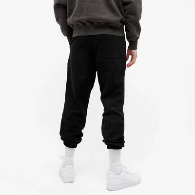 Cole Buxton MX Logo Sweat Pant Black Back